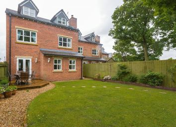 Thumbnail 4 bed detached house for sale in Anchor Fields, Eccleston, Chorley