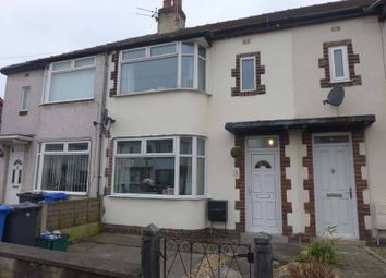 Thumbnail 2 bed terraced house for sale in Ullswater Avenue, Thornton-Cleveleys