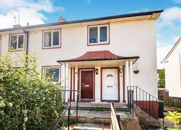 Thumbnail Flat for sale in Glendinning Crescent, Edinburgh