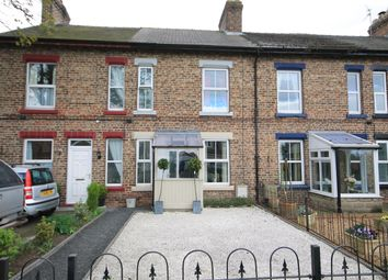 Thumbnail 3 bedroom terraced house for sale in Carlton Terrace, Carlton Miniott, Thirsk