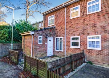 Thumbnail 3 bed end terrace house for sale in Galahad Close, Andover
