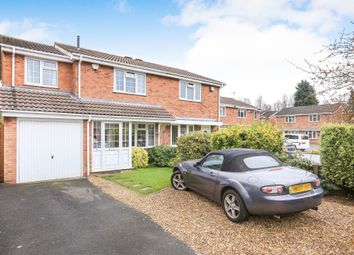 Thumbnail 3 bed semi-detached house for sale in Finney Well Close, Bilston