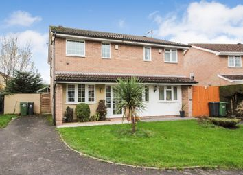Thumbnail 3 bed semi-detached house for sale in Glenrise Close, St Mellons
