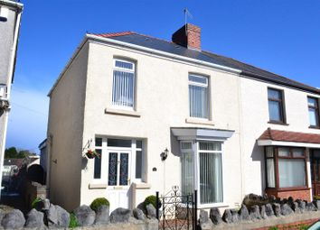 Thumbnail 3 bed semi-detached house for sale in Zouch Street, Manselton, Swansea