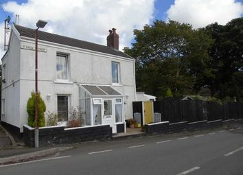 Thumbnail 3 bed detached house for sale in Heol Y Cnap, Treboeth, Swansea