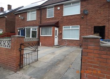 Thumbnail 3 bed terraced house to rent in Alderwood Avenue, Speke Liverpool