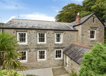 Thumbnail 4 bed detached house for sale in Ponjeravah, Constantine, Falmouth