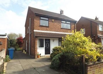 Thumbnail 3 bed detached house for sale in Norwich Avenue, Lowton, Warrington, Cheshire
