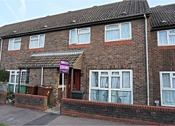 Thumbnail 2 bed terraced house for sale in Nash Road, Romford