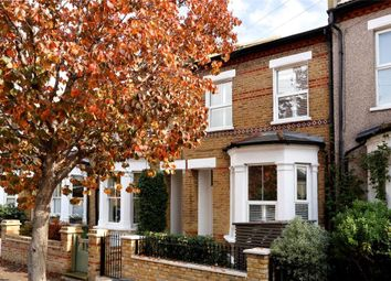 Thumbnail 4 bedroom terraced house for sale in Gladstone Road, Wimbledon