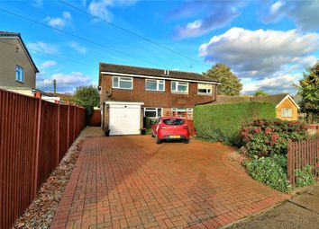 Thumbnail 4 bed semi-detached house for sale in Colchester Road, Elmstead, Colchester, Essex