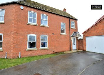 Thumbnail 3 bed semi-detached house for sale in Kristen Turtin Close, Holton Le Clay