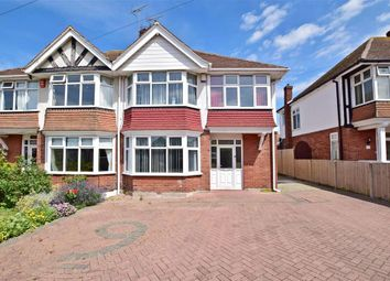 Thumbnail 5 bed semi-detached house for sale in Wentworth Avenue, Margate, Kent