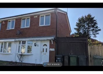 Thumbnail 2 bed semi-detached house to rent in Dunstall Lane, Wolverhampton