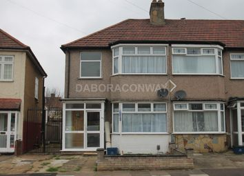 Thumbnail 3 bed end terrace house to rent in Somerville Road, Chadwell Heath