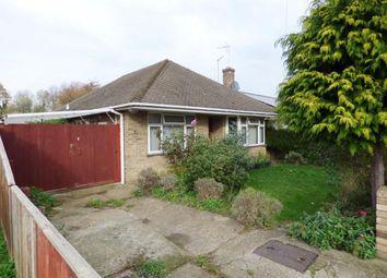 Thumbnail 3 bed bungalow for sale in Sheridan Road, Peterborough, Cambridgeshire