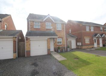 Thumbnail 3 bed detached house for sale in Stanleyburn View, New Kyo, Stanley