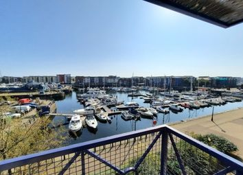 Thumbnail 2 bed flat to rent in Cork House Mannheim Quay, Swansea