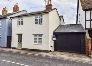 Thumbnail 3 bed detached house for sale in North Street, Dunmow