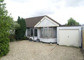 Thumbnail 3 bed semi-detached bungalow for sale in Firswood Avenue, Stoneleigh, Epsom
