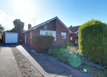 Thumbnail 2 bed detached bungalow for sale in Norman Close, Barton-Upon-Humber