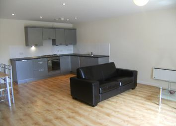 Thumbnail 1 bed flat to rent in Anchor Point, Bramall Lane, Sheffield