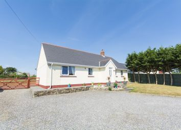 Thumbnail 3 bed detached bungalow for sale in Penffordd, Clynderwen