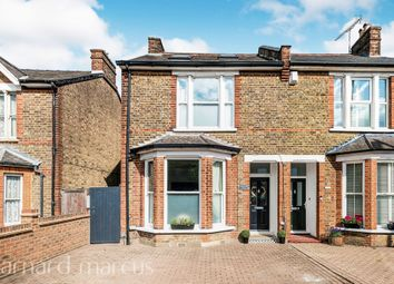 Thumbnail 4 bed semi-detached house for sale in Hook Road, Chessington