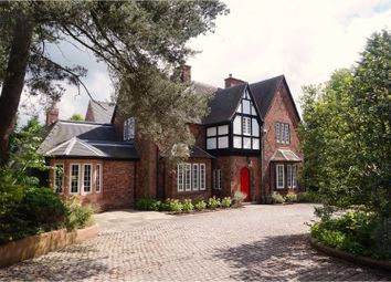 Thumbnail 6 bed detached house for sale in Hollow Lane, Kingsley