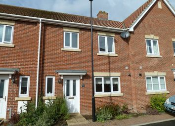 Thumbnail 3 bedroom terraced house to rent in The Old Coaching Place, Diss, Norfolk