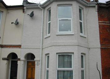 Thumbnail 4 bed town house to rent in Thackeray Road, Southampton