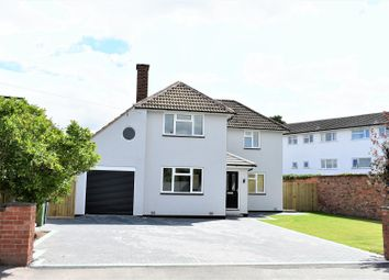 Thumbnail 3 bed detached house for sale in Overbury Road, Hereford