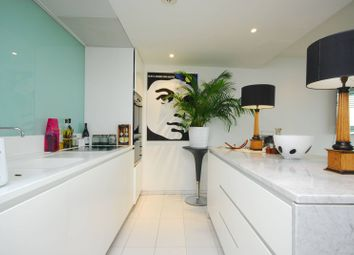 Thumbnail 2 bedroom flat to rent in Albion Riverside, Battersea