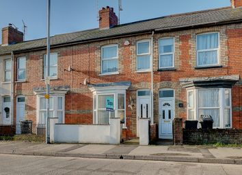Thumbnail 2 bed terraced house for sale in Cheddon Road, Taunton