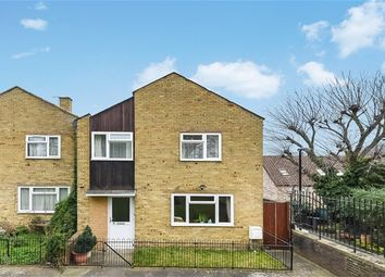 Thumbnail 3 bed end terrace house for sale in Foxborough Gardens, London