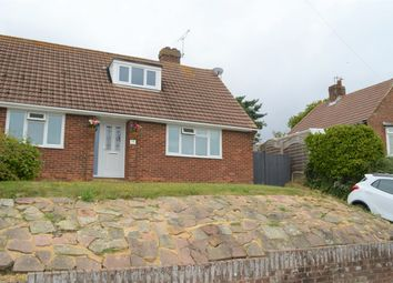 Thumbnail 2 bed semi-detached house for sale in Collinswood Drive, St Leonards-On-Sea