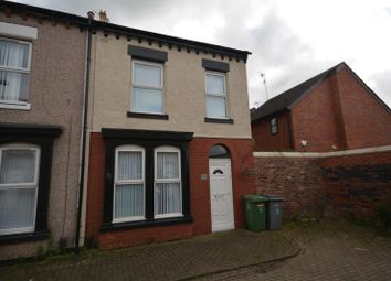 Thumbnail 4 bed terraced house for sale in Hampden Grove, Tranmere, Birkenhead