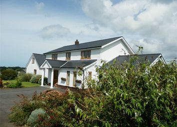 Thumbnail 4 bed detached house for sale in Ty Tregaron, Maenygroes, New Quay, Ceredigion