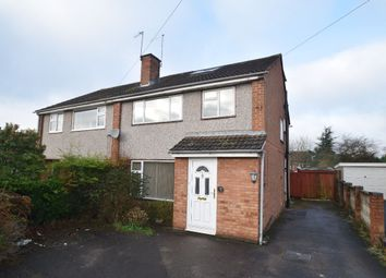 Thumbnail 5 bed semi-detached house to rent in Springfield Avenue, Newport