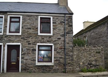 Thumbnail 2 bedroom semi-detached house for sale in Four Roads, Port St. Mary, Isle Of Man