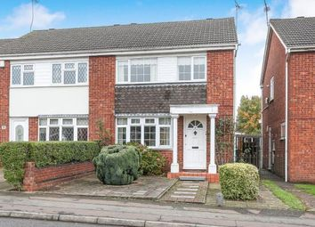 Thumbnail 3 bed semi-detached house for sale in Brierley Road, Henley Green, Coventry, West Midlands