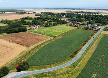 Thumbnail Land for sale in Thoresby Road, North Cotes, Grimsby