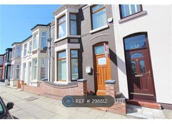 Thumbnail 3 bed terraced house to rent in Wharncliffe Road, Liverpool