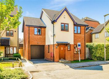 Thumbnail 3 bed detached house for sale in Oakworth Avenue, Broughton, Milton Keynes, Bucks