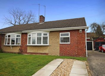 Thumbnail 2 bed semi-detached bungalow to rent in Bridle Crescent, Chapeltown, Sheffield