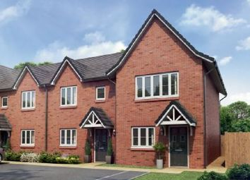 Thumbnail 3 bedroom end terrace house for sale in Dark Lane, Morpeth, Northumberland