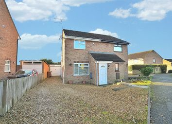 Thumbnail 2 bed semi-detached house for sale in Redland Drive, Kingsthorpe, Northampton