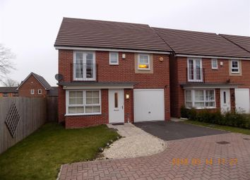 Thumbnail 4 bed detached house to rent in Monksway, Kings Norton, Birmingham