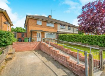 Thumbnail 3 bed semi-detached house for sale in Sedgemoor Road, Llanrumney, Cardiff