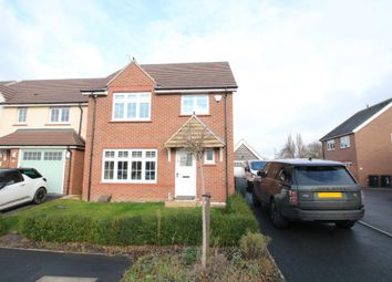 Thumbnail 4 bed detached house to rent in Sheelin Crescent, Nuneaton